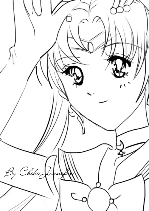 sailormoon_lineart