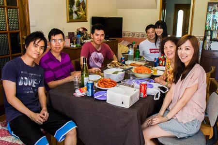 boxingday-familylunch