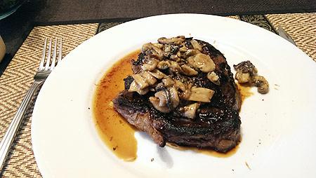 steak-mushroom