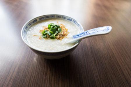 bowl-congee