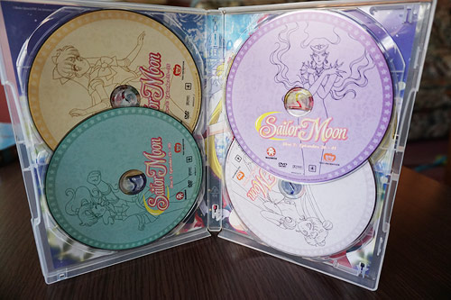 Sailor Moon Season 1 Part 2 DVD Madman