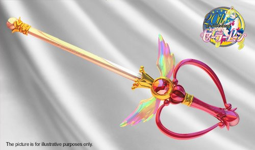 Sailor Moon Moon Kaleidoscope Proplica April Fools