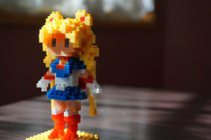 Sailor Moon Micro Block