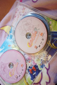 Sailor Moon R DVD Part 1 Disc 1 &