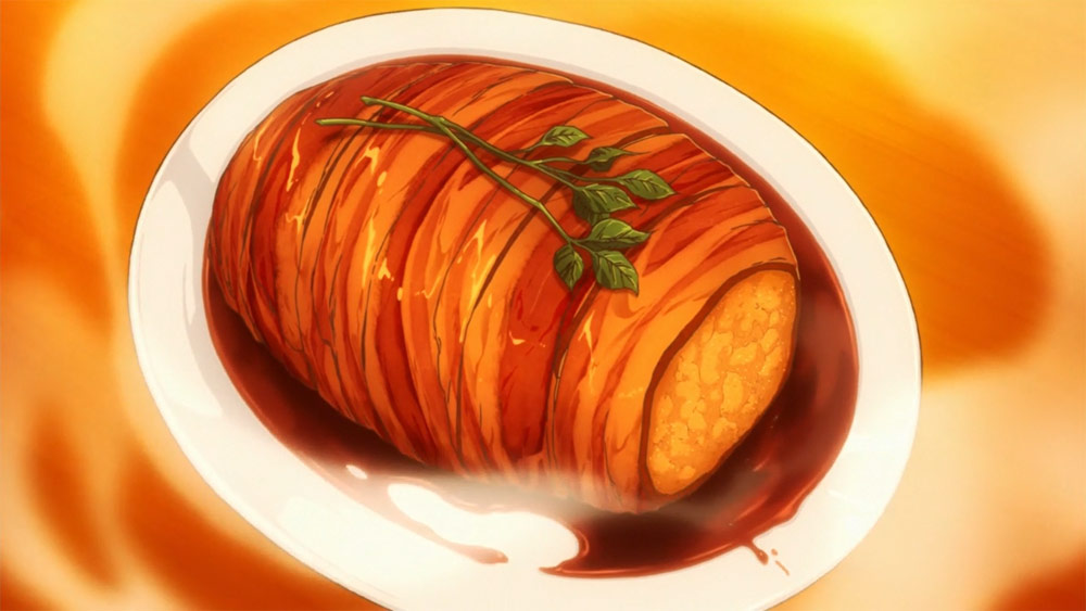 Food Wars Fake Pork Roast Recipe