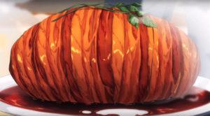 Gotcha Pork Roast Anime Food - Food Wars