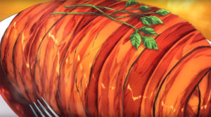 Gotcha Pork Roast Anime Food Wars