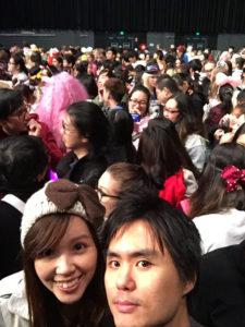 Kyary Pamyu Pamyu Sydney Concert @Big Top Luna Park