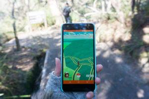 Pokemon Go @Wentworth Falls