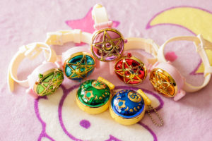 Sailor Moon Communicator Watches Gashapon