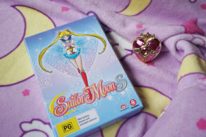 Sailor Moon S (Limited Edition) Australian release