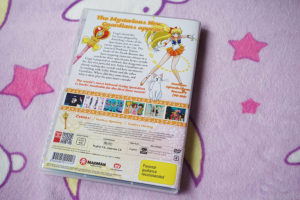 Sailor Moon S Part 1 DVD
