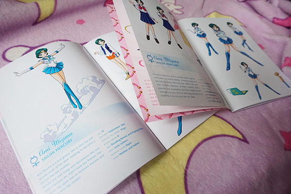 Sailor Moon S booklet (Madman)
