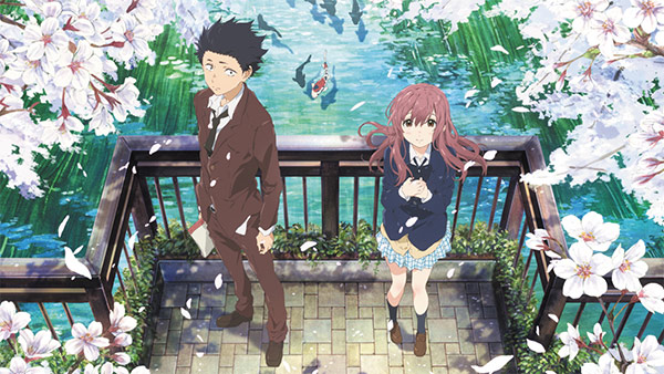 A Silent Voice Movie