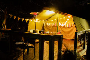 My 30th Birthday Glamping