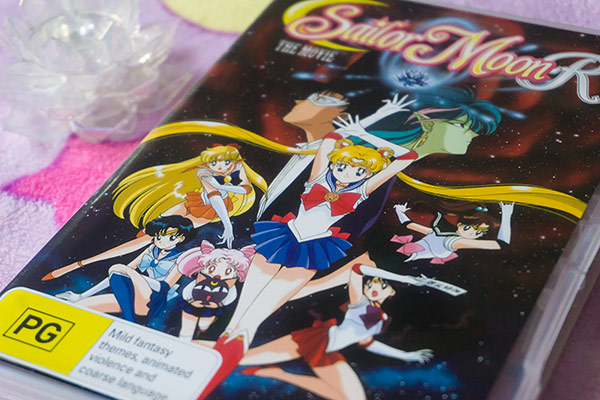 Sailor Moon R The Promise of the Rose