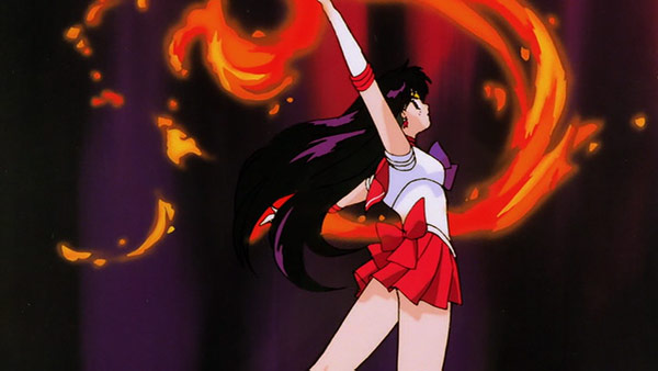 Sailor Moon R The Movie Sailor Mars