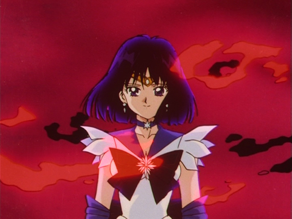 Sailor Moon S - Sailor Saturn