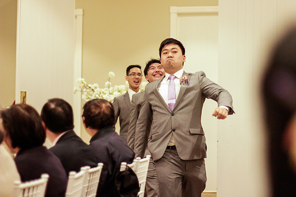 Somps & Dong's Wedding
