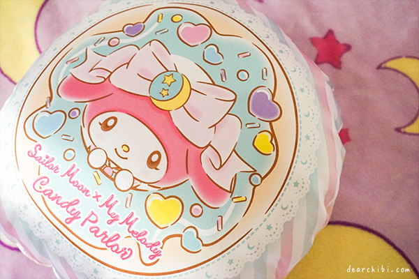 Sailor Moon x My Melody Cushion