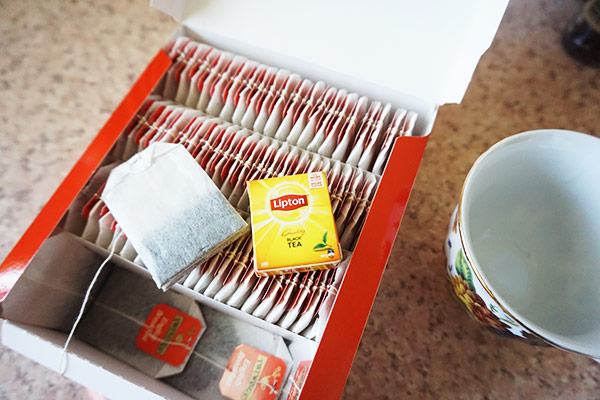 Coles Mini Collection - Lipton