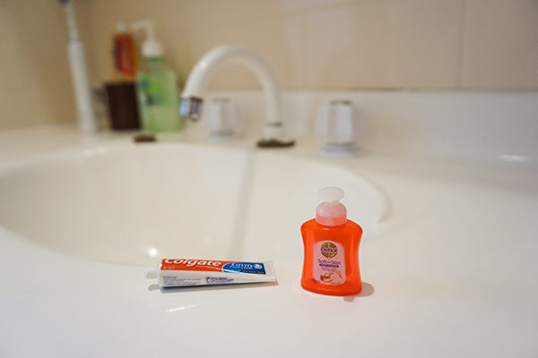 Coles Mini Collection - Toothpaste & Hand Wash