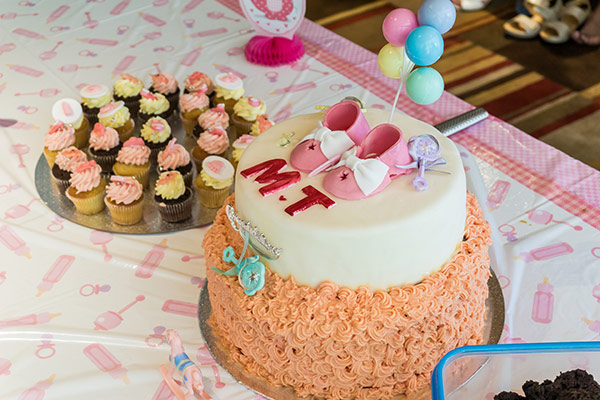 Mich & Troys Baby Shower