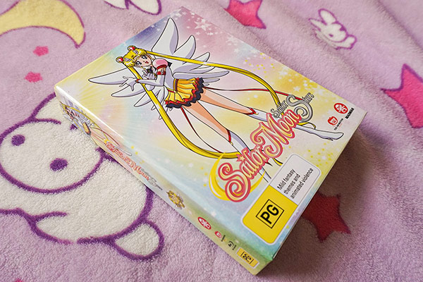 Sailor Moon Sailor Stars Limited Edition Bluray Set (Madman)